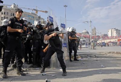 Turkey protests