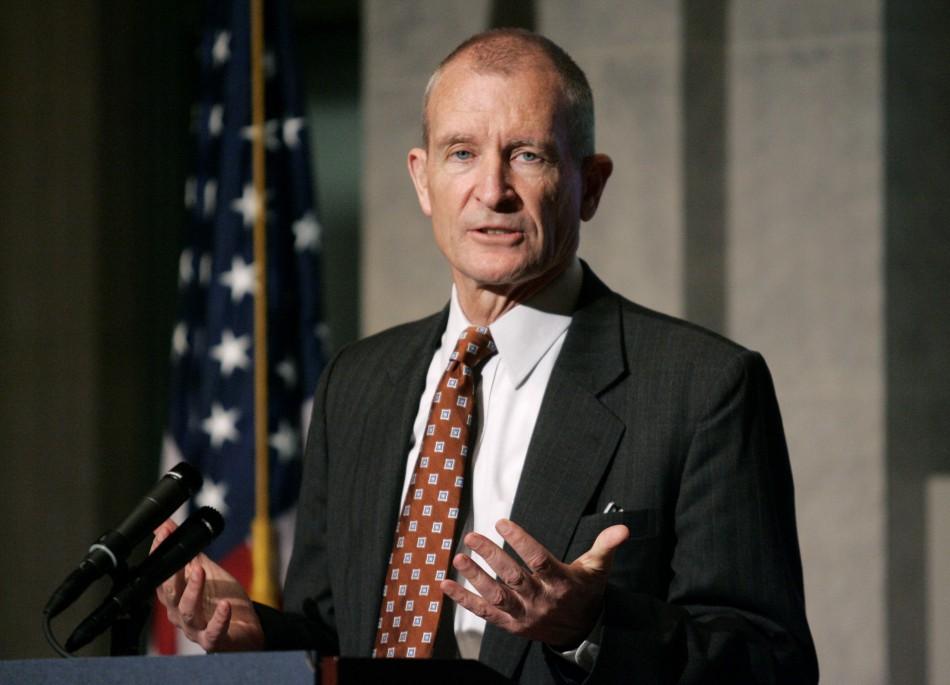 Former Director of National Intelligence Dennis Blair