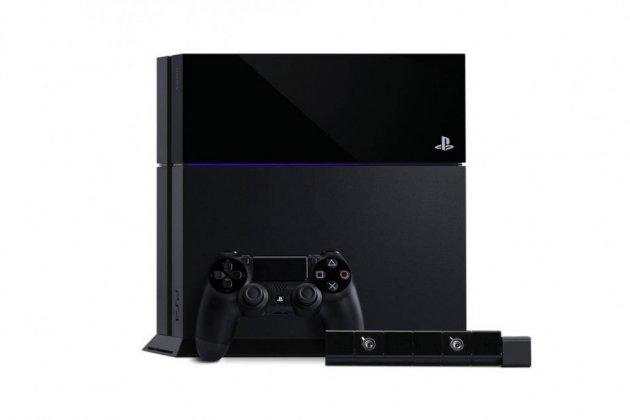 Sony PlayStation 4 (Courtesy: uk.playstation.com)