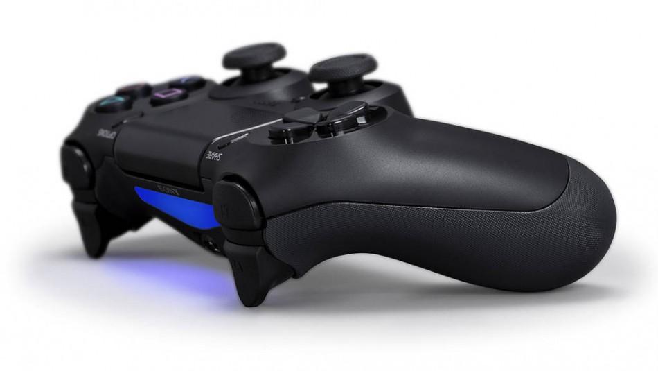 Sony Dual Shock 4 (Courtesy: uk.playstation.com)