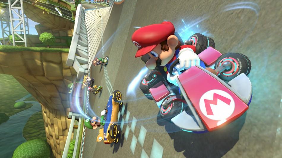 Super Mario Cart 8
