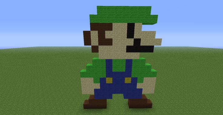 Luigi E3 Nintendo Direct