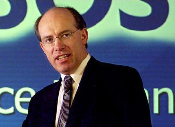 James Crosby was HBOS chief executive between 2001 and 2006 (Reuters)