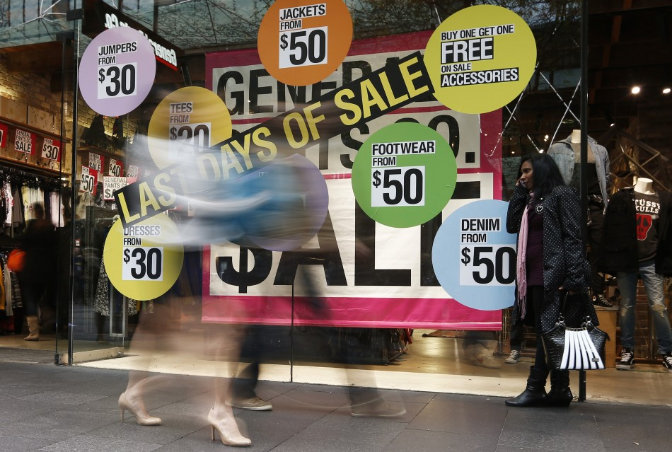 Australian consumers are more optimistic now