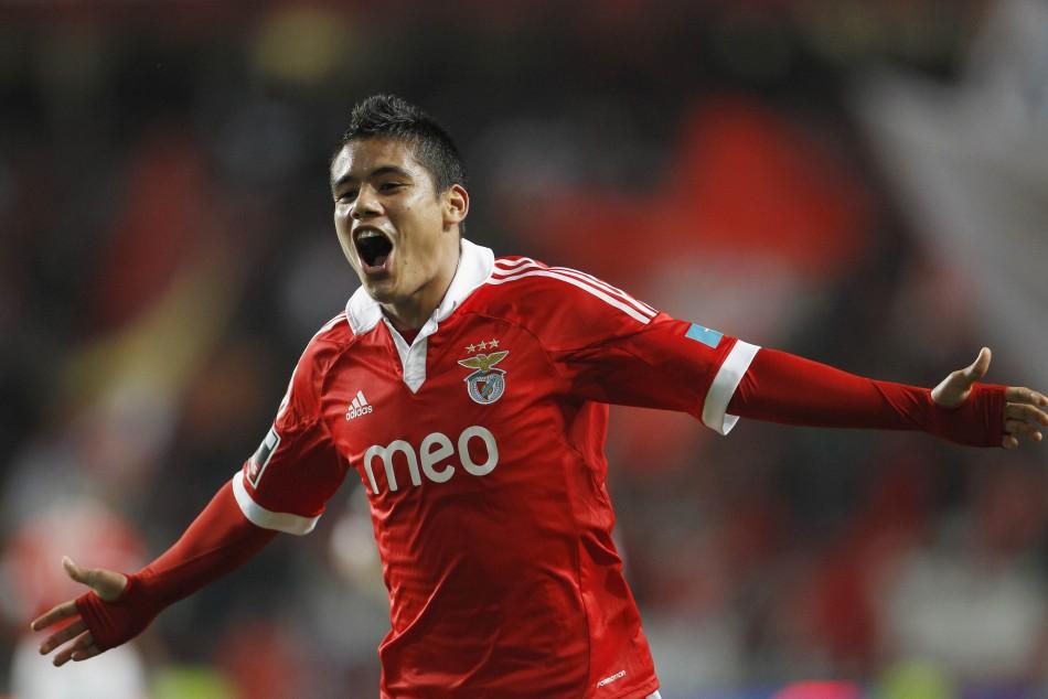 Lorenzo Melgarejo [Benfica]