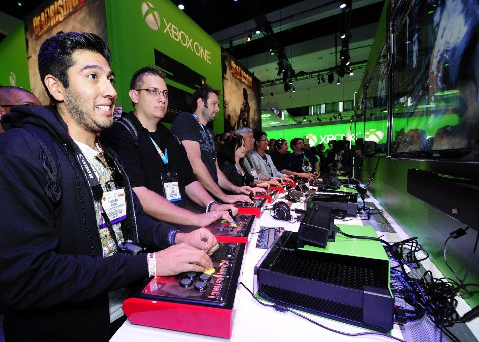 Xbox One online used games Mattrick E3