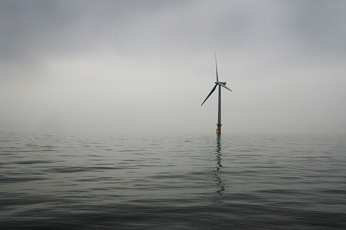 Offshore Windmill