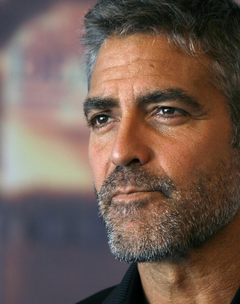 George Clooney/REUTERS