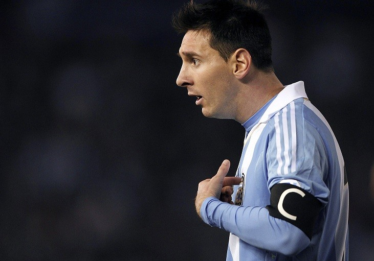 Lionel Messi denies he is a tax fraudster