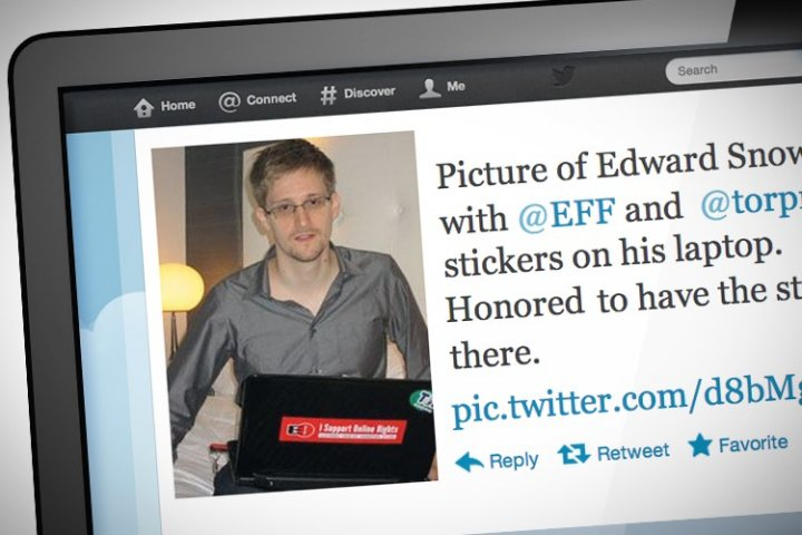 Edward Snowden Tor Project