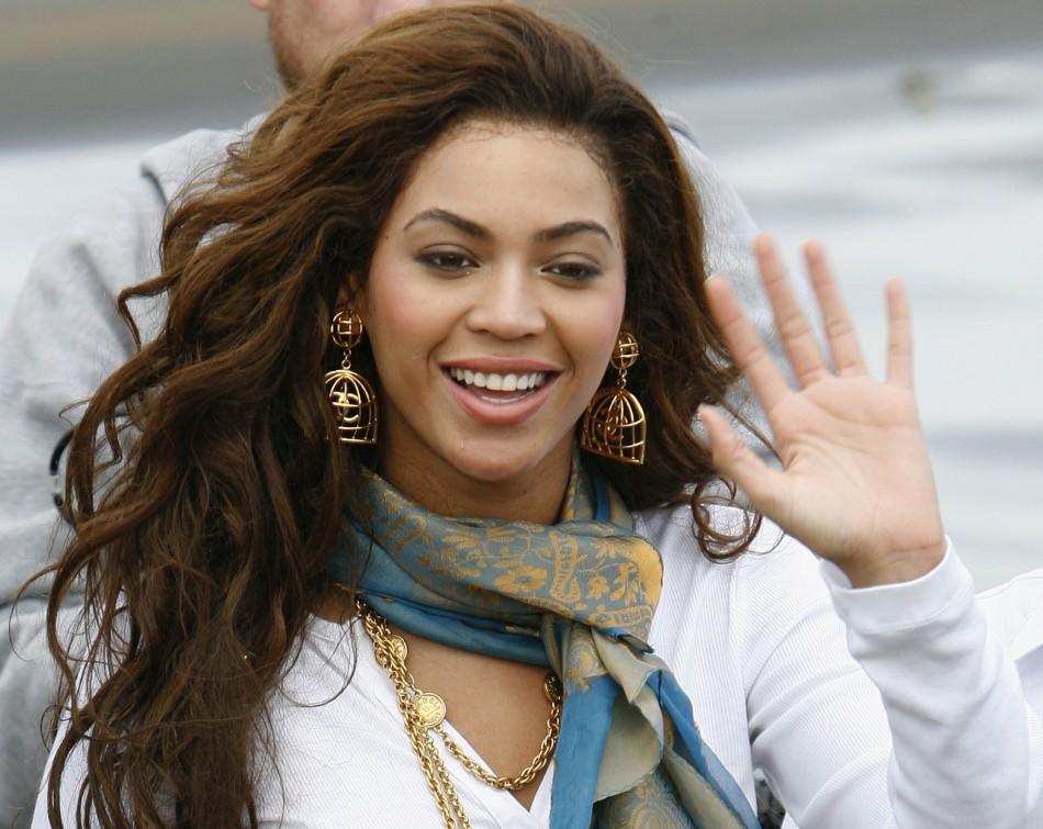 Beyonce/REUTERS