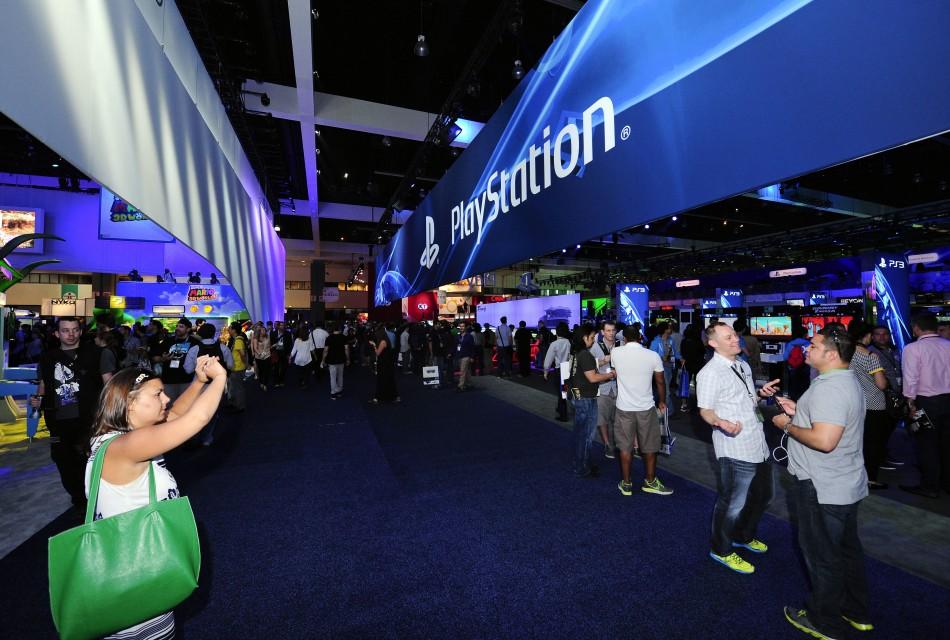 E3 2013 Sony PS4