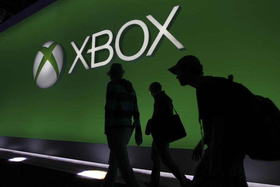 E3 2013 Xbox One Microsoft