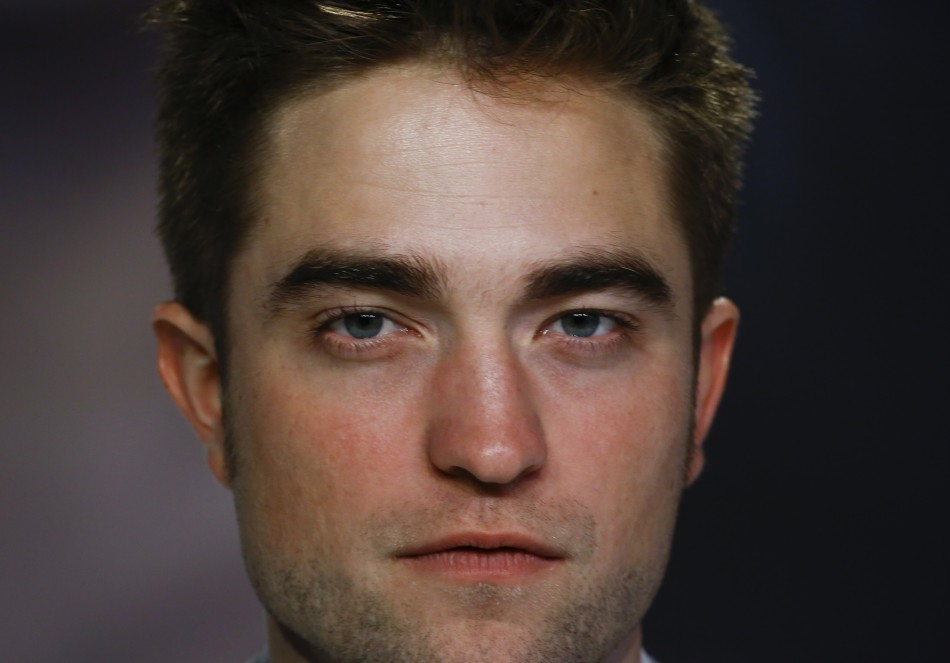 Robert Pattinson/Reuters