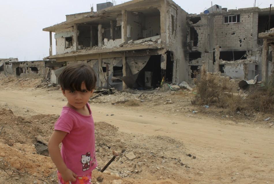 Syria: Death and destruction