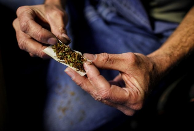 Some forms of skunk can have as much as 46% THC (Reuters)