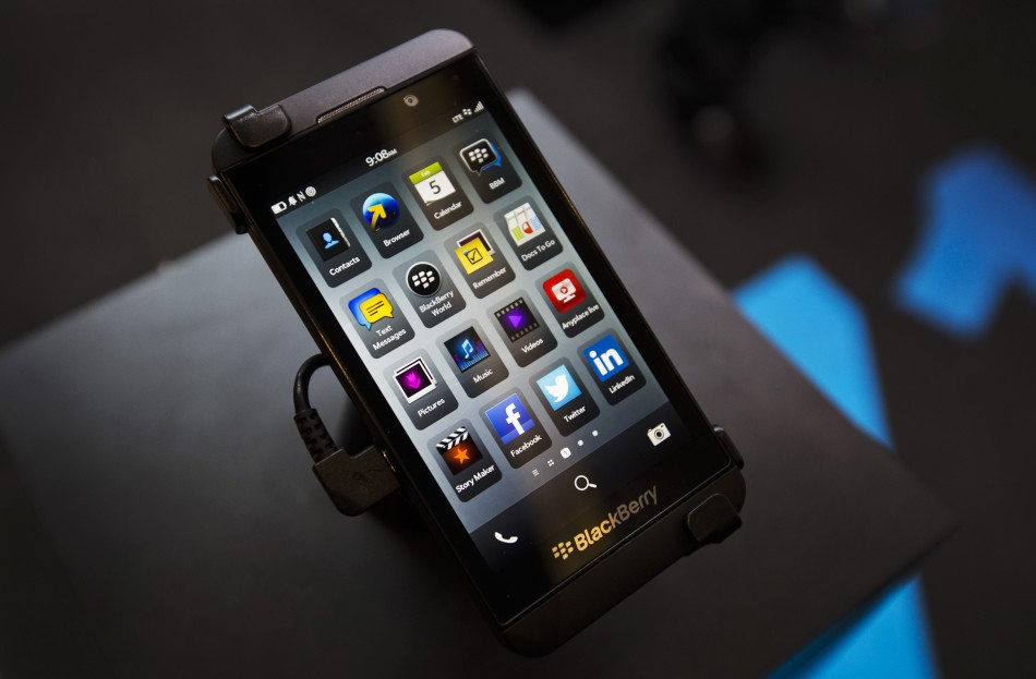 Top Ten BlackBerry apps of the week