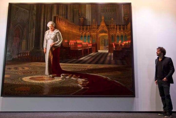 Ralph Heimans' The Queen