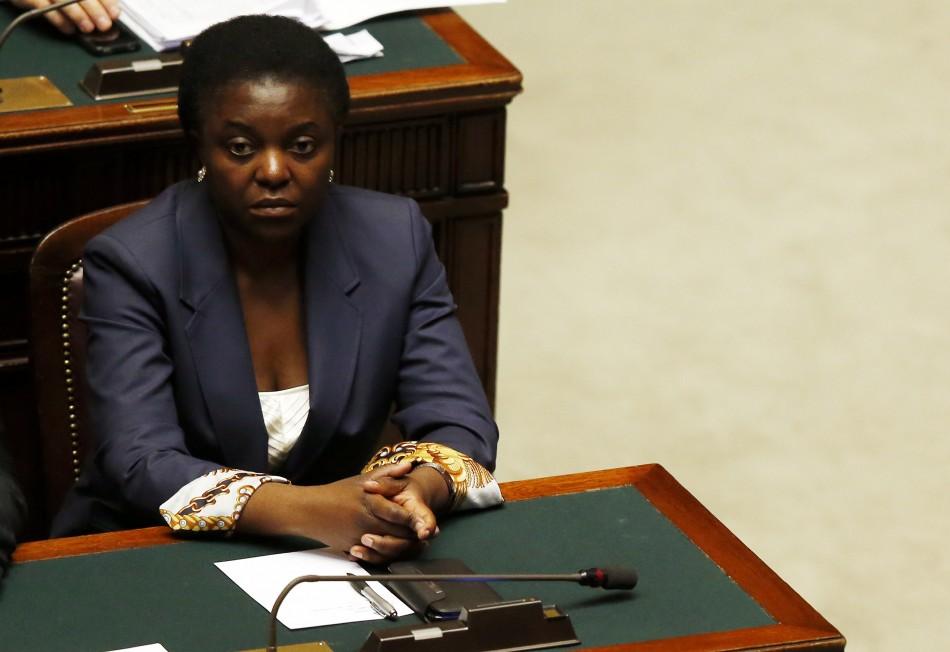 Cecile Kyenge rape