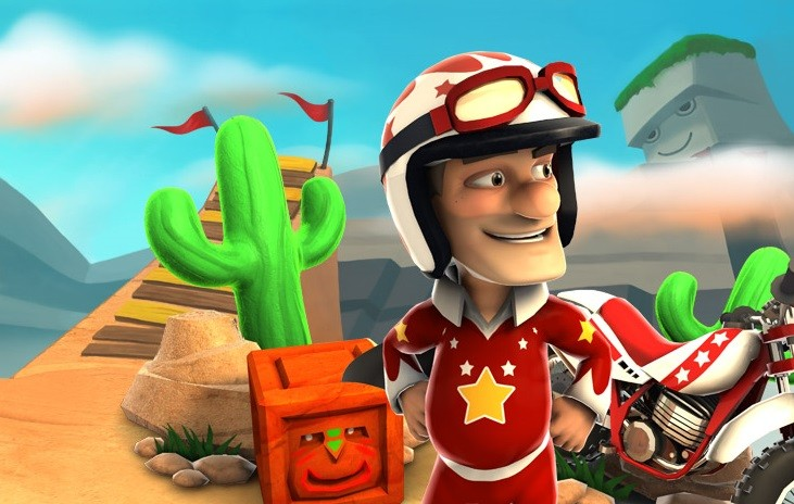 Joe Danger Hello Games