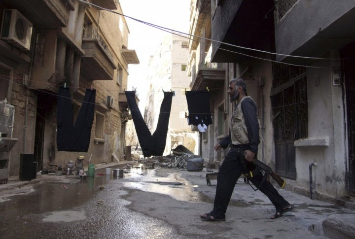 US decides to arm Syria rebels