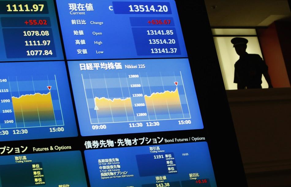 Asian stocks rebound