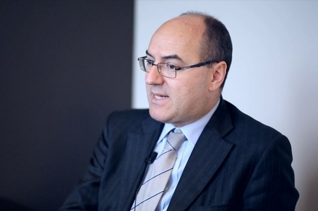 Giovanni Orsina, professor of history at Luiss-Guido Carli University, Rome (IBTimes UK)