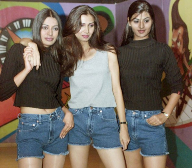 Traditionalist Indians are angry with young women adopting denim and other Western fashion trends