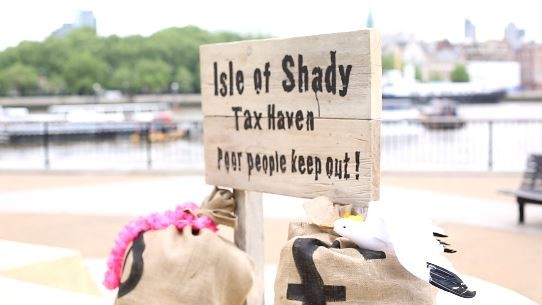 Tax Haven Isle of Shady