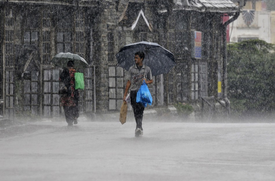 Monsoon Rains Sweep Through India To Delight Of Farmers
