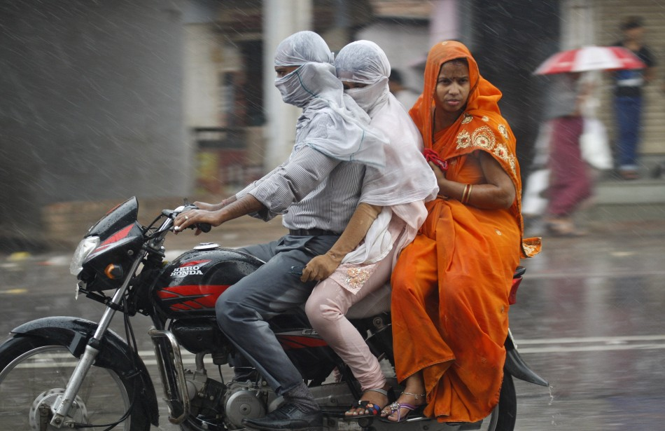 Allahabad Monsoon