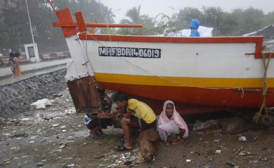 Fishing boat Mumbai