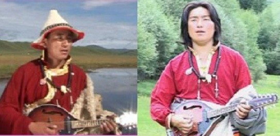 Chakdor and Pema Trinley