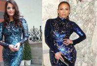 Aishwarya Rai Bachchan and Jennifer Lopez