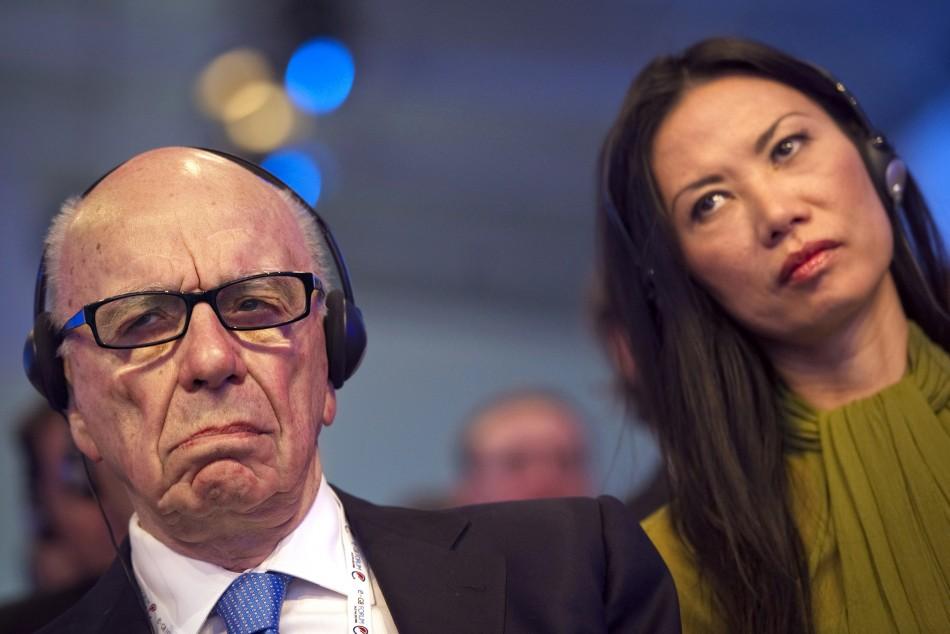Wendi Deng, soon to be ex-wife of Rupert Murdoch, stands to gain a huge divorce settlement