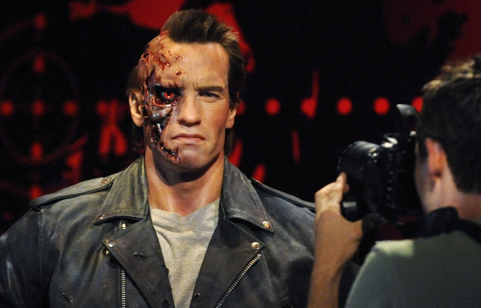 Schwarzenegger is all set to return as the infamous Cyborg killing machine/REUTERS