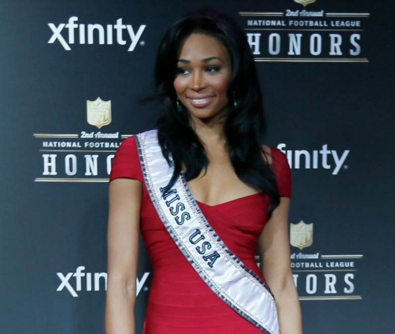 Miss USA Nana Meriwether