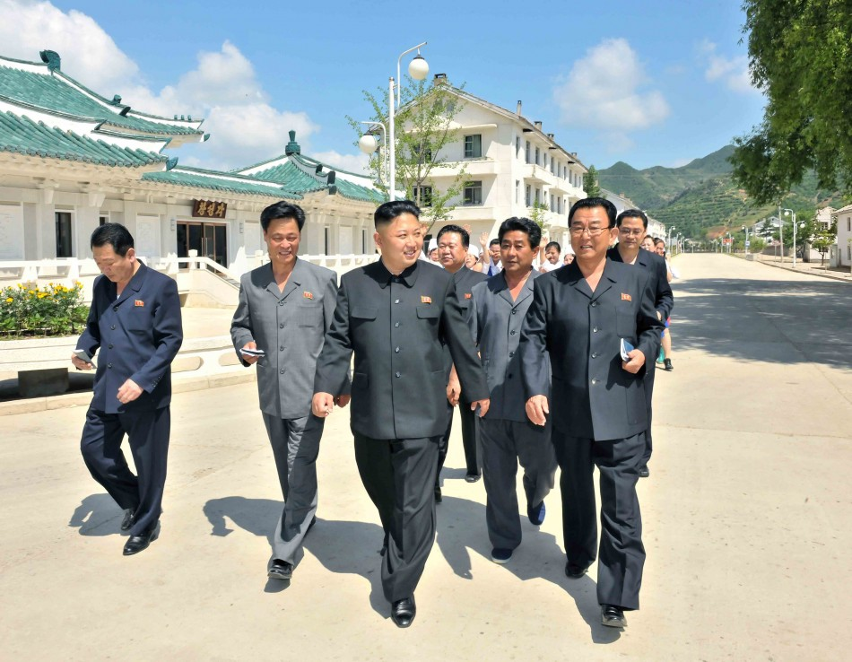 North Korea proposes high-level talks with the US