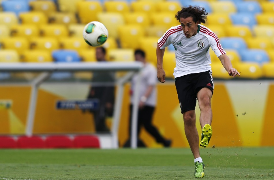 Andres Guardado
