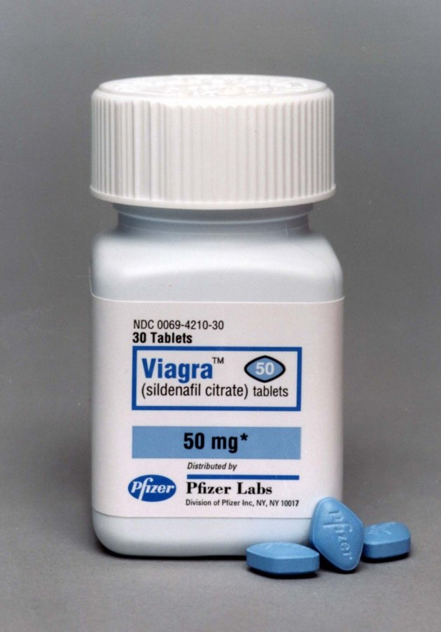 Pfizer's Viagra patent is to expire in the UK.