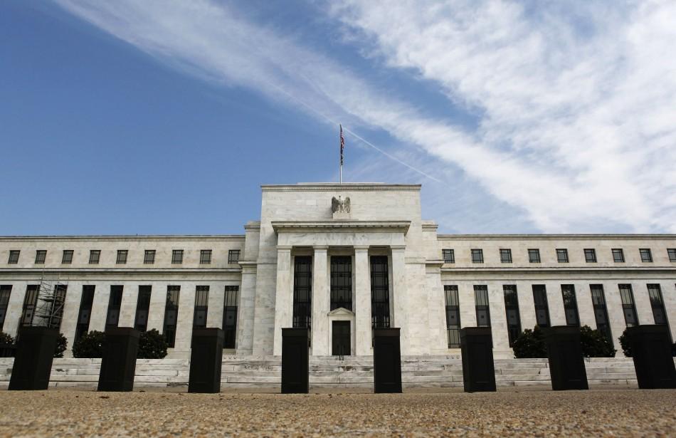 Federal Reserve Building (Photo: Reuters)