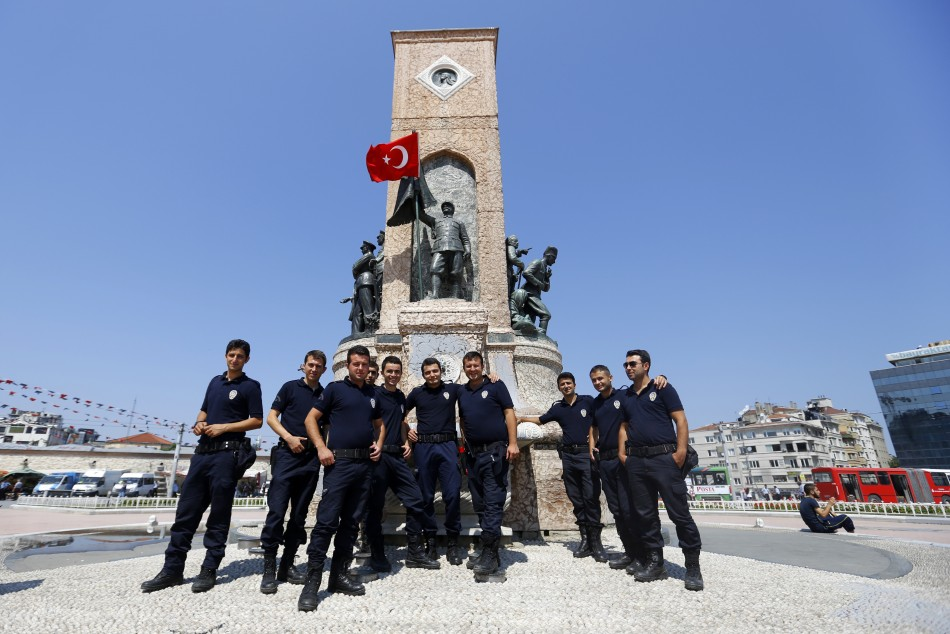 Turkey Protests: Unions Call for One-Day Strike against Police Violence