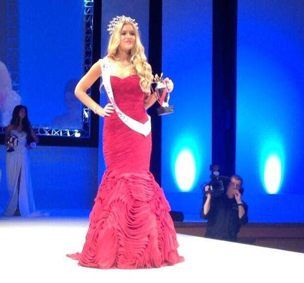 Kirsty Heslewood, Miss England 2013