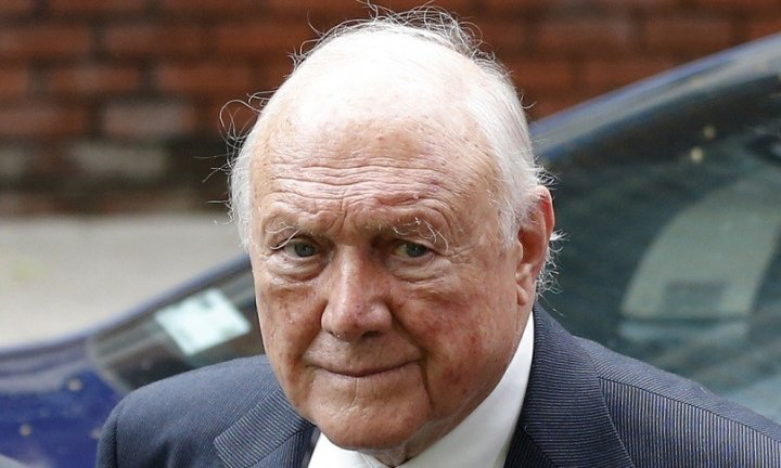 Stuart Hall has been sentenced to 15 months in jail (Reuters)