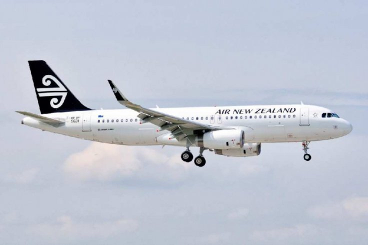 Air New Zealand Unveils New Shark-Finned Airbus A320 Planes