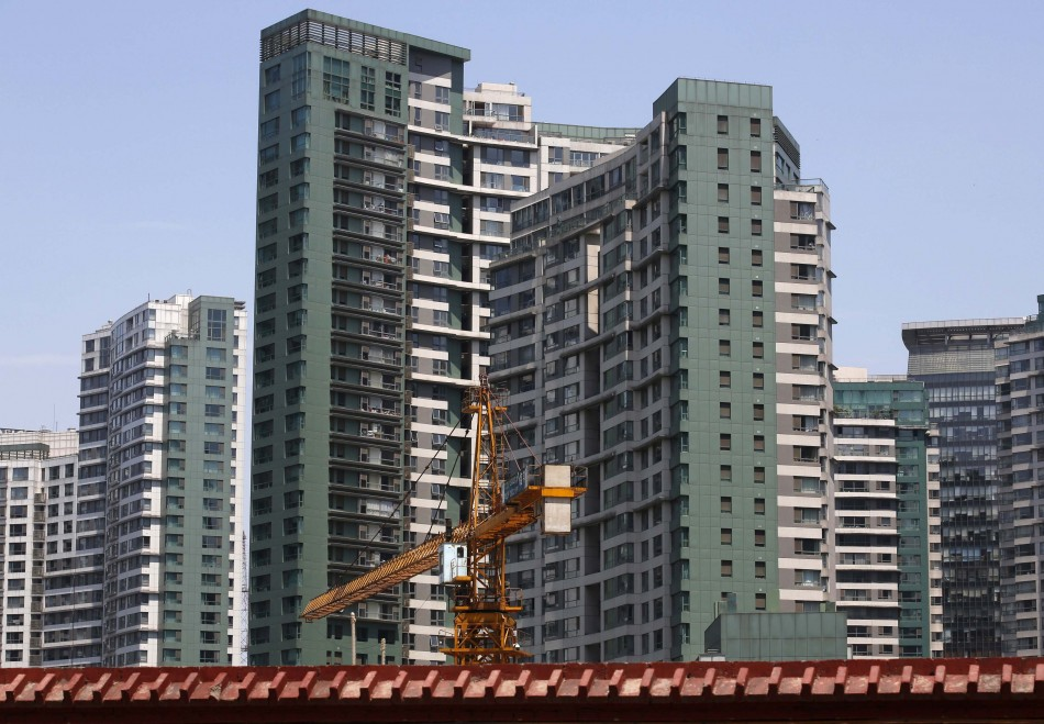 residential complex in Beijing