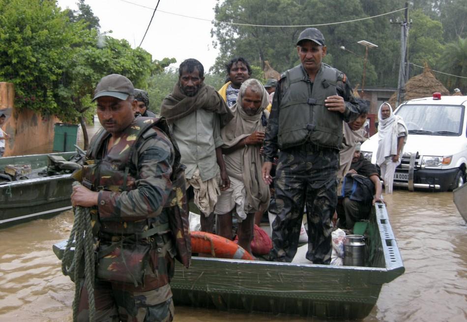 Haryana army rescue