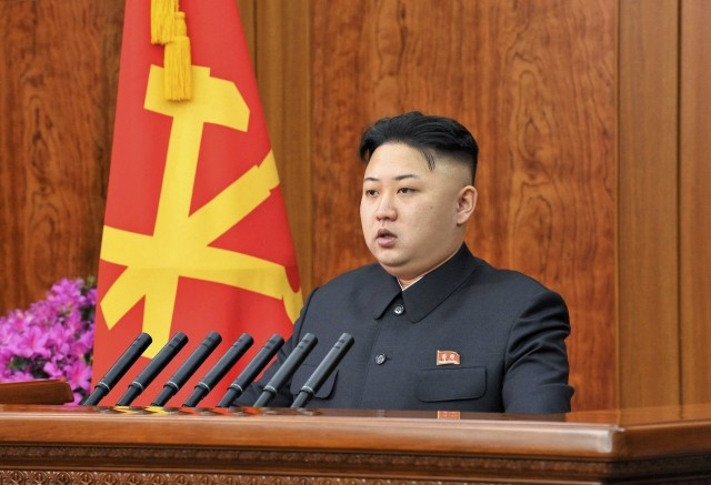 Kim Kyung Hee suffered a stroke while arguing with her nephew, North Korean leader Kim Jong-un