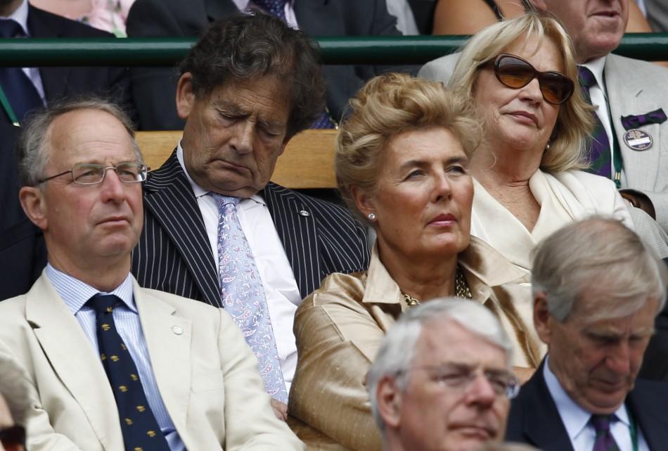 Lord Nigel Lawson Conservative Peer
