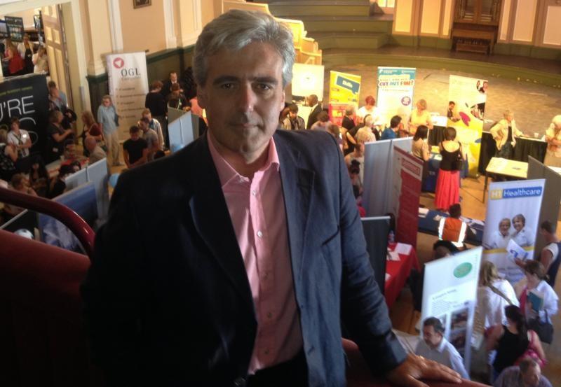 Mark Garnier Conservative MP